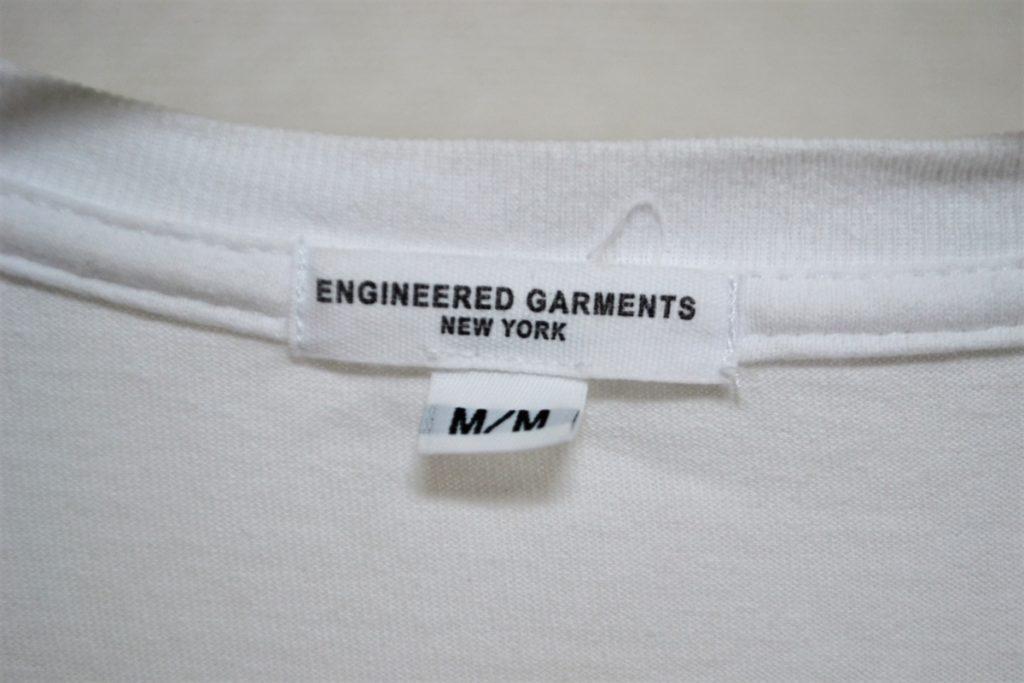 Printed Cross Crew Neck T-Shirt -Peacock-の買取実績画像