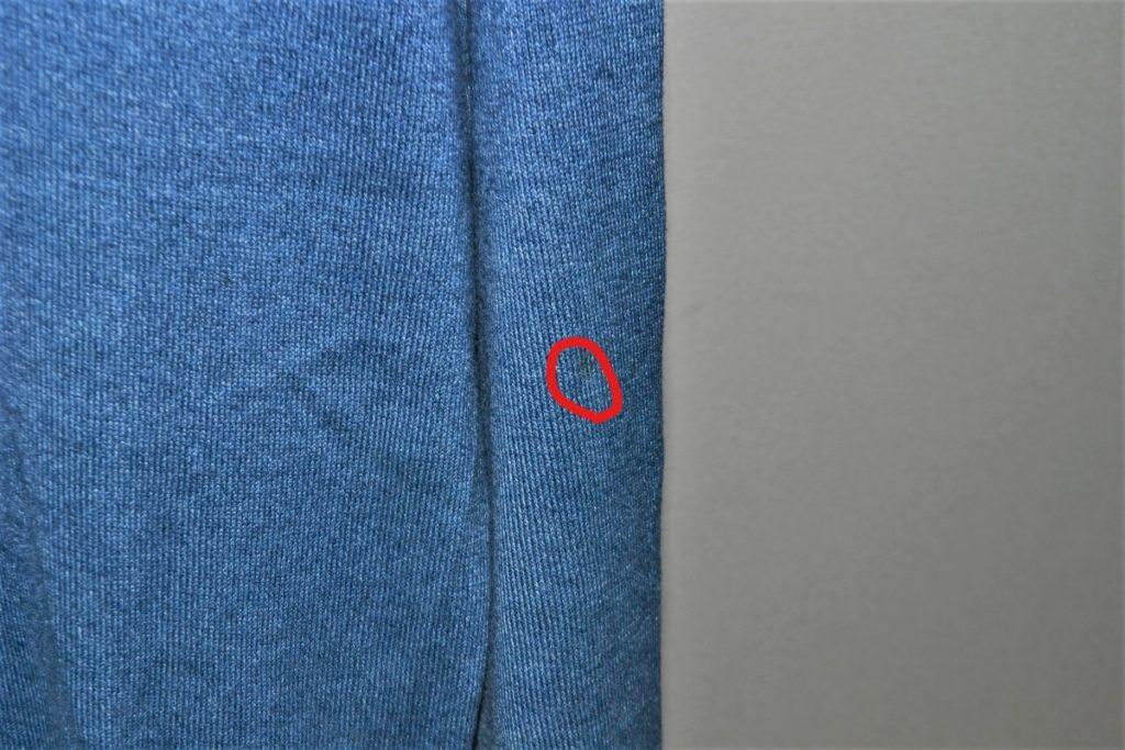初期 / インディゴコットン クルーネックニット セーター MISS DEANNAの買取実績画像
