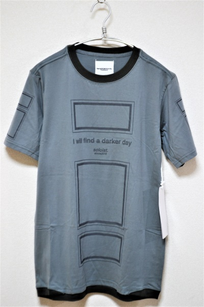 I will find a darker day Tee プリントTシャツ