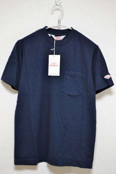 S/S Basic Pocket Tee ベーシック ポケットTシャツ