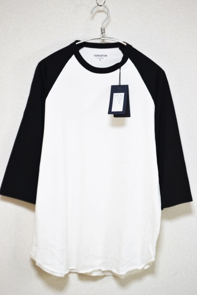 DWELLER BB TEE QS COTTON JERSEY