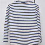 OUESSANT TRI ウエッソントリコロール ボーダーバスクシャツ