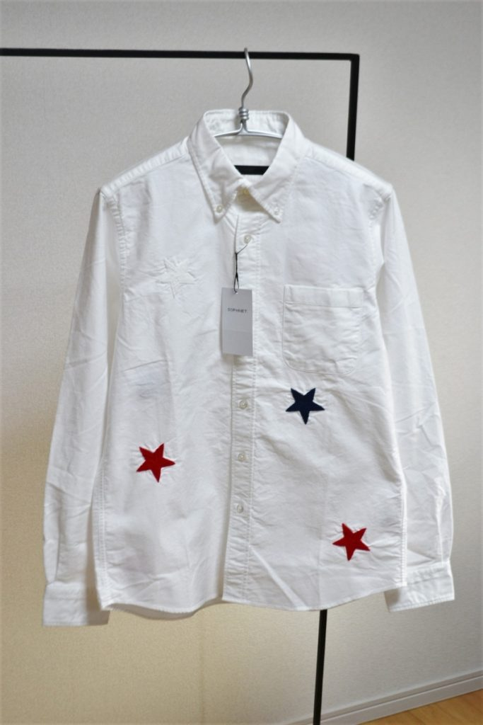 STAR EMBROIDERY B.D SHIRT