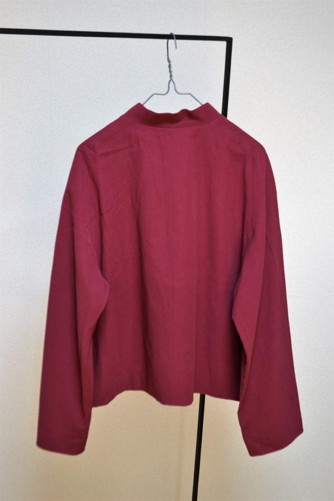 スタンドカラー トグルジャケットの買取実績画像