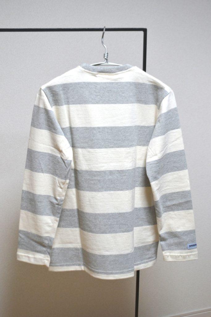 8oz ワイドボーダーカットソー ラガーシャツの買取実績画像