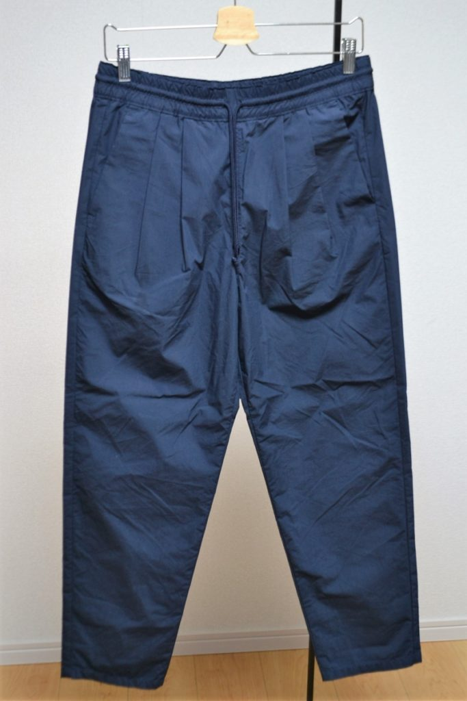N/C 2PLEATS TAPERED EASY PANTSの買取実績画像