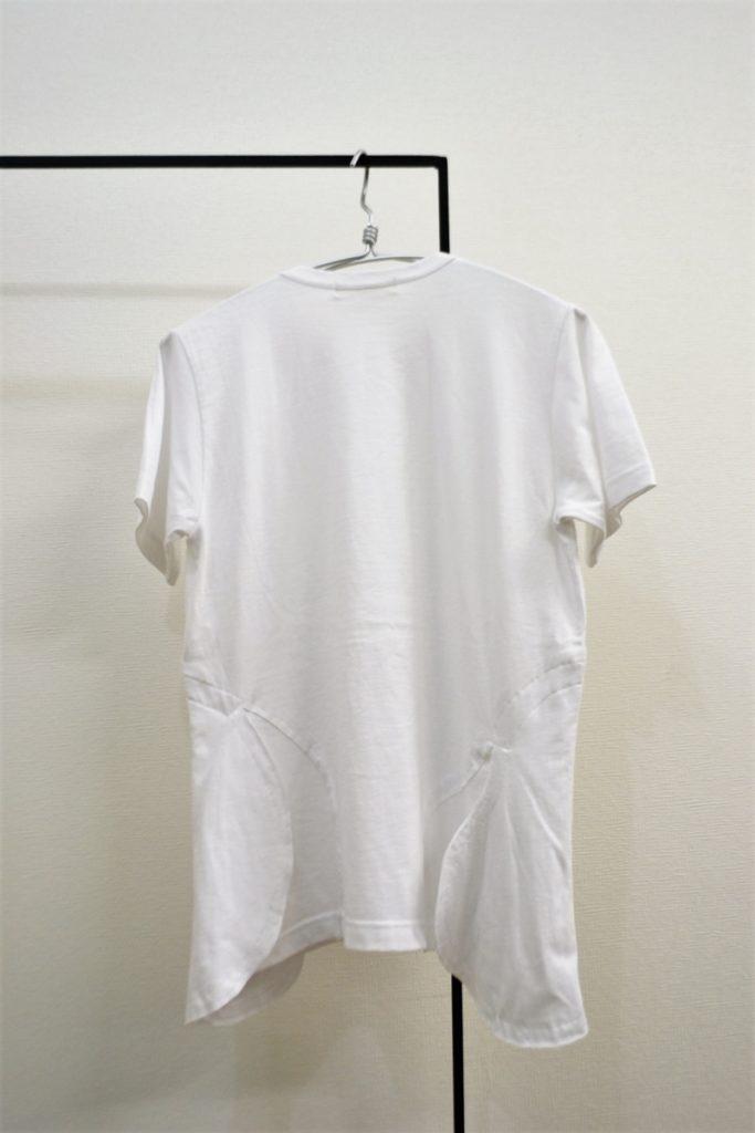 plain T-shirt WHITE Tシャツの買取実績画像