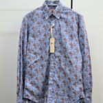 CAMICIA LAV. / MEN'S SHIRT WASH 花柄シャツ