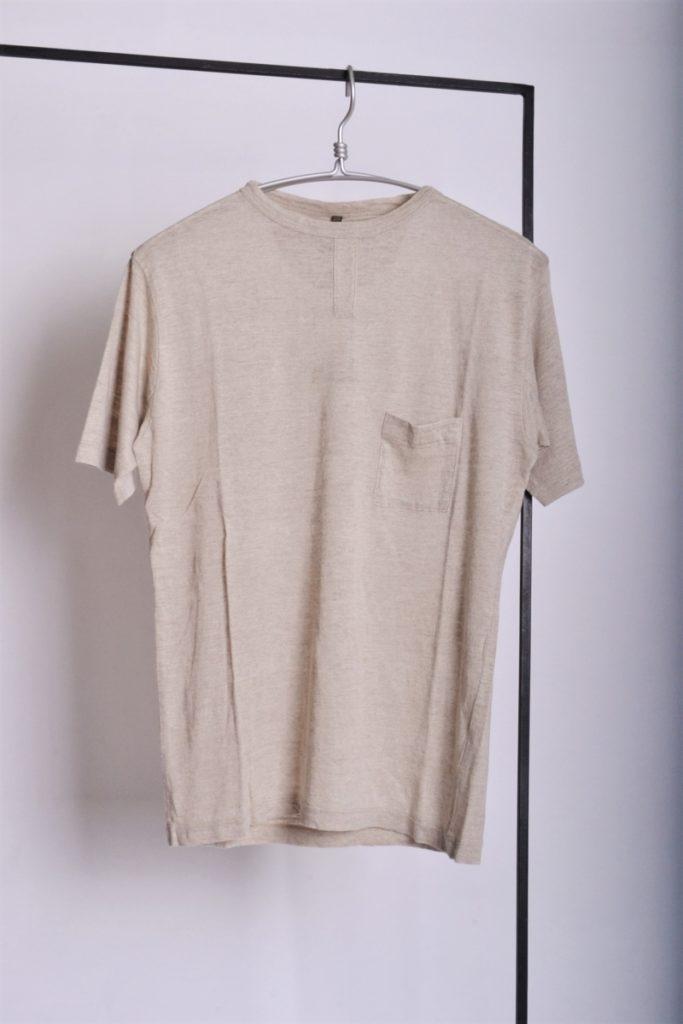 1910 リネン Tシャツ