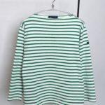 OUESSANT ウエッソン ボーダーバスクシャツ