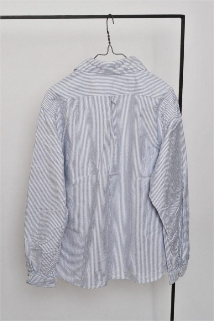 ストライプ オックスフォード プルオーバーシャツの買取実績画像
