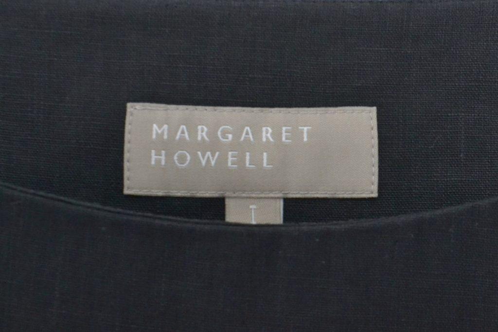 肩ボタン リネン半袖プルオーバーの買取実績画像