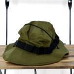 Packable Hat パッカブルハット ナイロンコットン リップストップ
