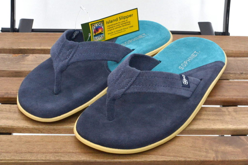 ISLAND SLIPPER (COLOR BLOCK)