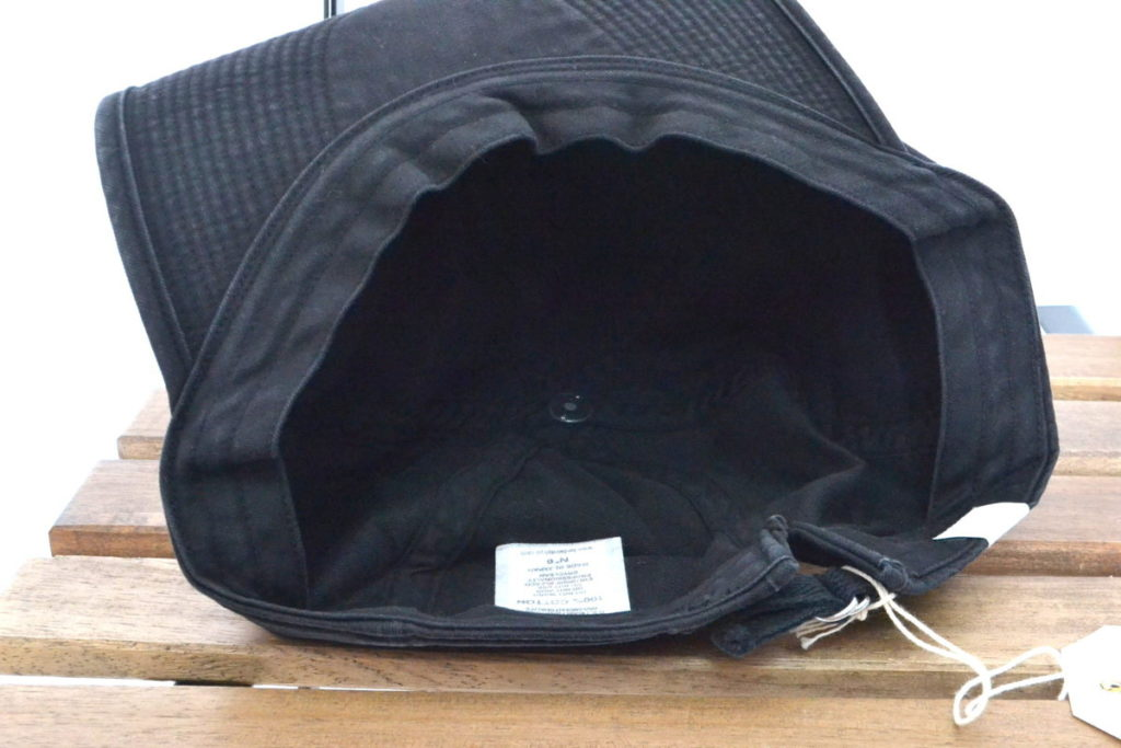 SHALLOW BASEBALL CAP DAVEY ヴィンテージ加工 ベースボールキャップの買取実績画像