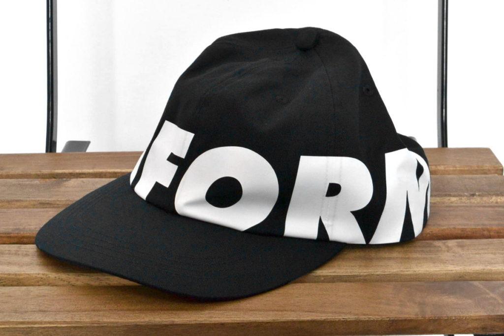 BIG LOGO CAP ビッグロゴキャップ
