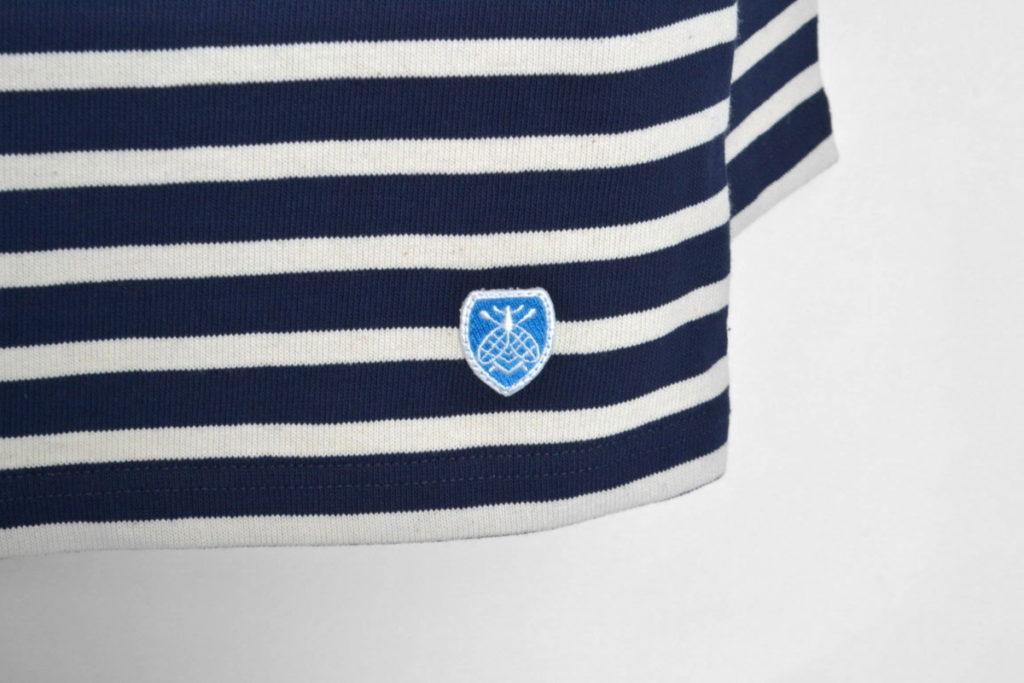 CLW COTTON LOURD コットンロード ボーダーバスクシャツの買取実績画像