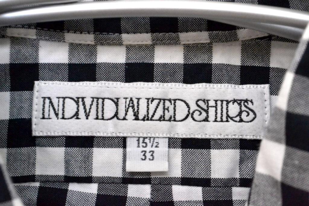 STANDARD FIT/ギンガムチェックBDシャツの買取実績画像