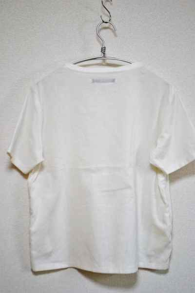 W'S LINEN POLYESTER H/S PULLOVER SHIRTの買取実績画像
