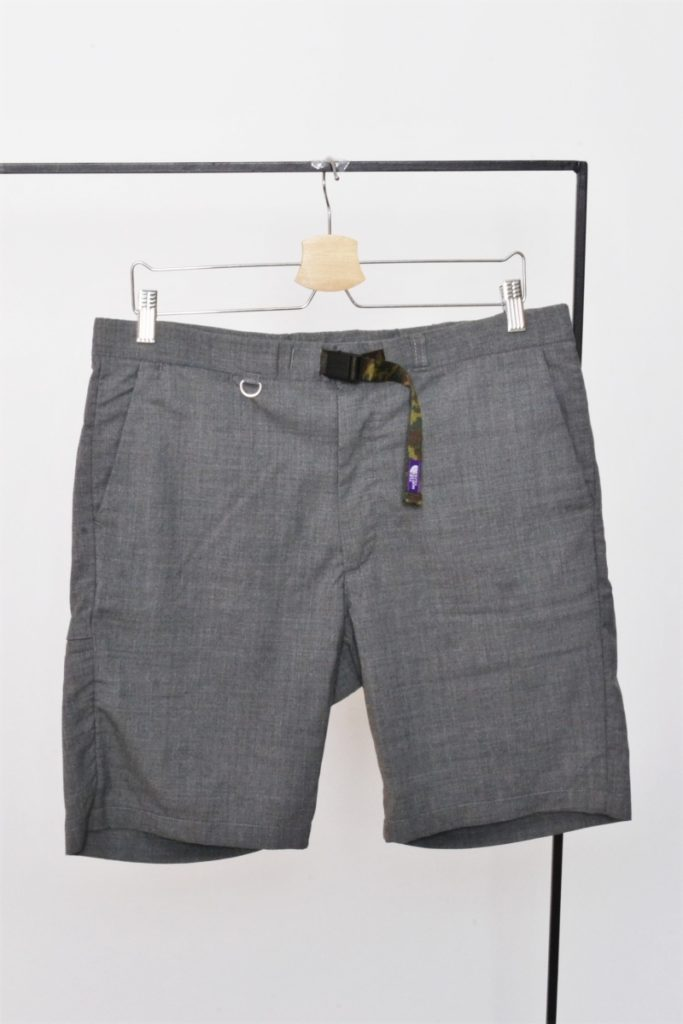 COOLMAX Tropical Webbing Belt Shorts ベルトショーツ