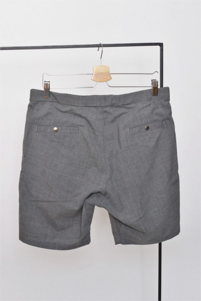 COOLMAX Tropical Webbing Belt Shorts ベルトショーツの買取実績画像