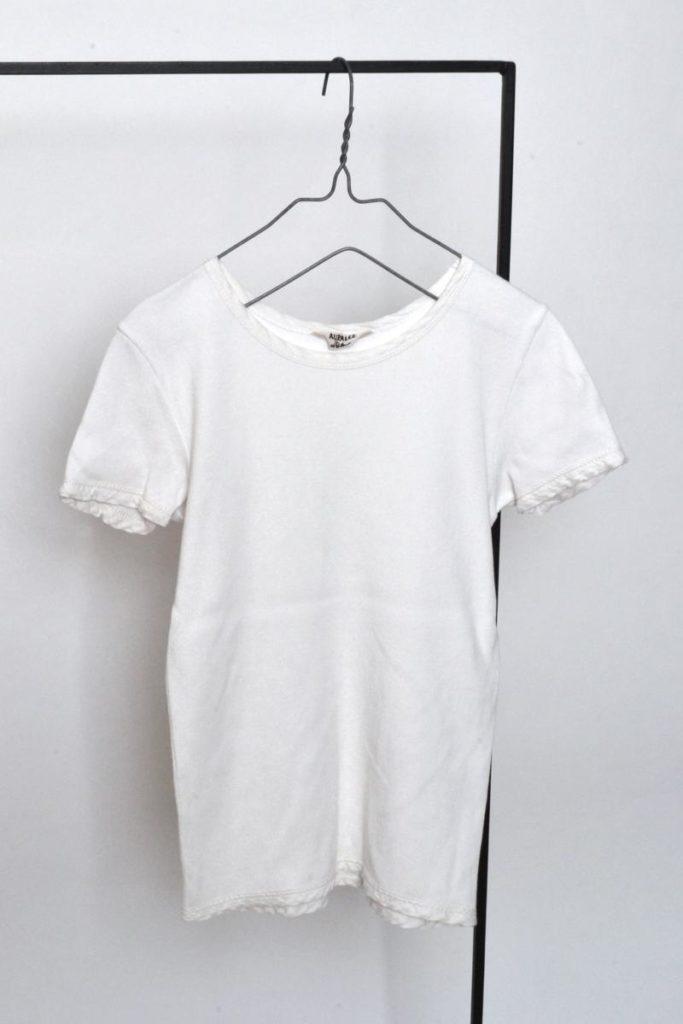 RonHerman別注/リブ Tシャツ