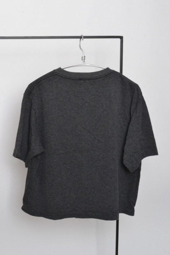 Pocket-Tee 裏毛ハーフスリーブ コットンTシャツの買取実績画像