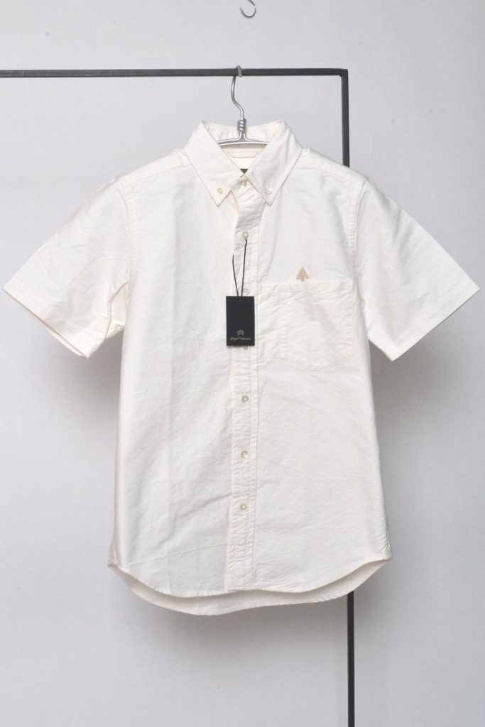 BUTTON DOWN SHIRT S.S(OX)