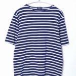 L'ATELIER / PIRIAC ピリアック ボーダー半袖Tシャツ