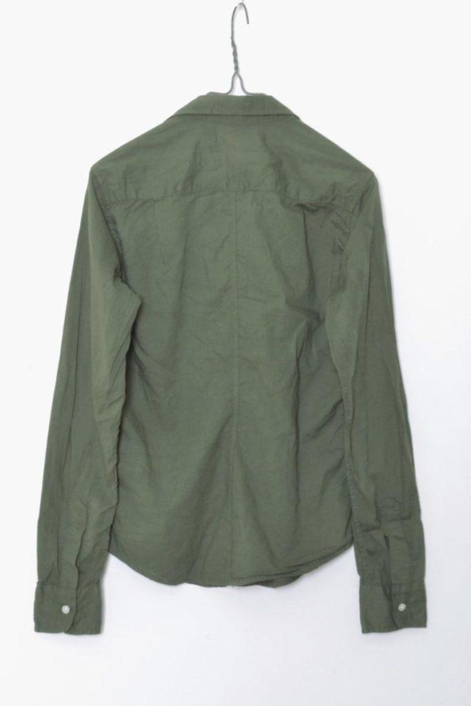 BARRY コットン スキッパーシャツの買取実績画像