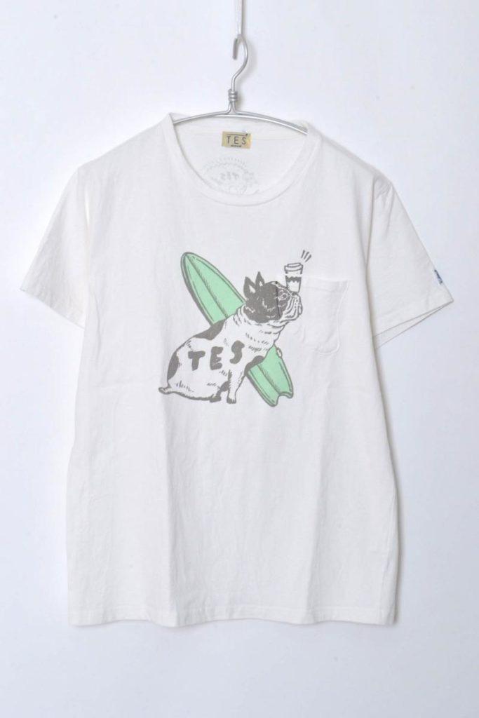 BUHI T-SHIRTS ポケットTシャツ