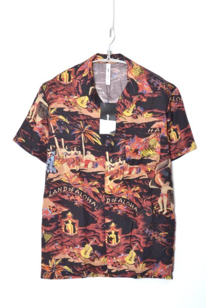 Kauai SH オープンカラー アロハシャツ