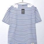 SSボーダー バスクシャツ