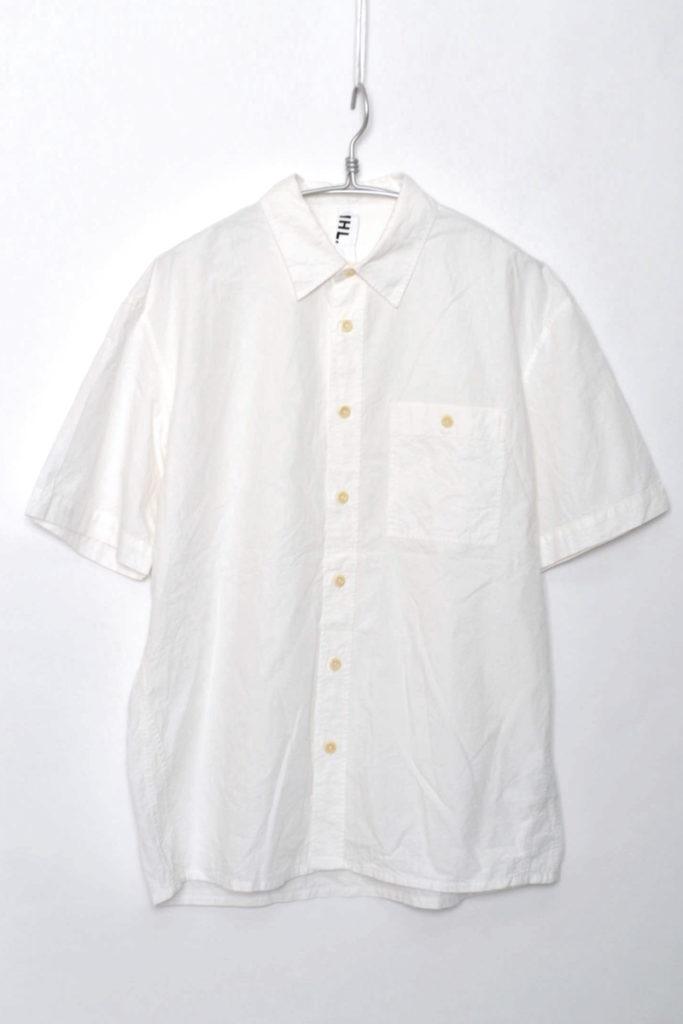 PAPER COTTON ペーパーコットン半袖シャツ