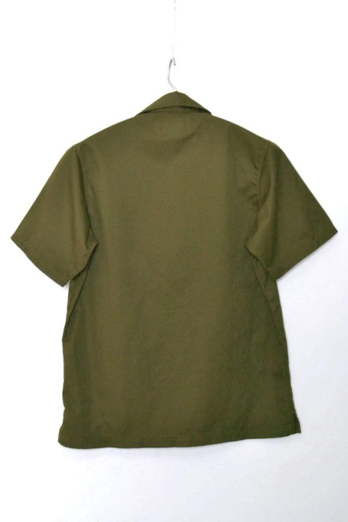 CLASSIC WORK/EC-SHIRT 半袖ワークシャツの買取実績画像