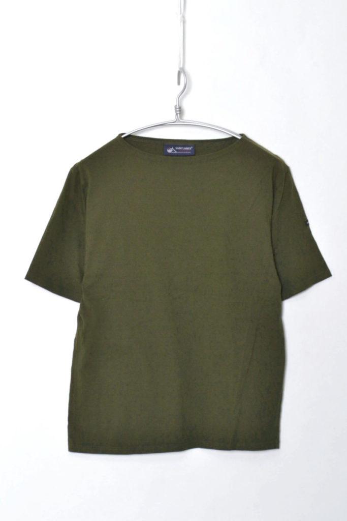 PIRIAC SOLID 無地 半袖 Tシャツ