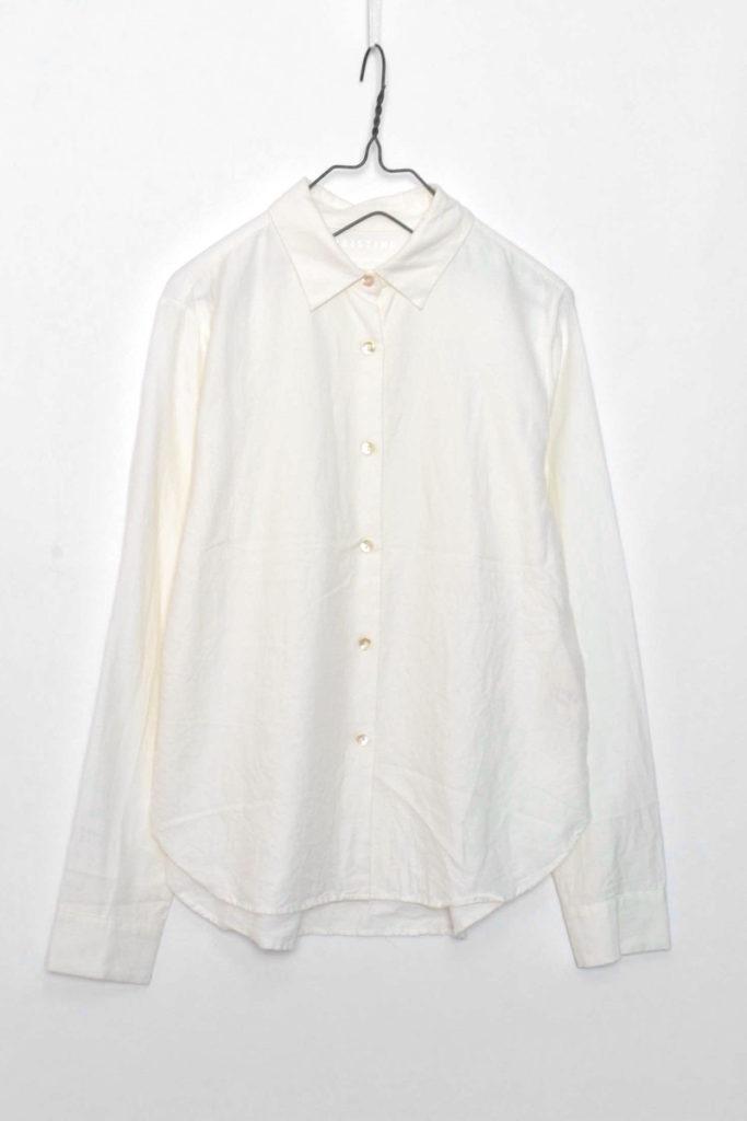 オーガニックコットン レギュラーシャツ