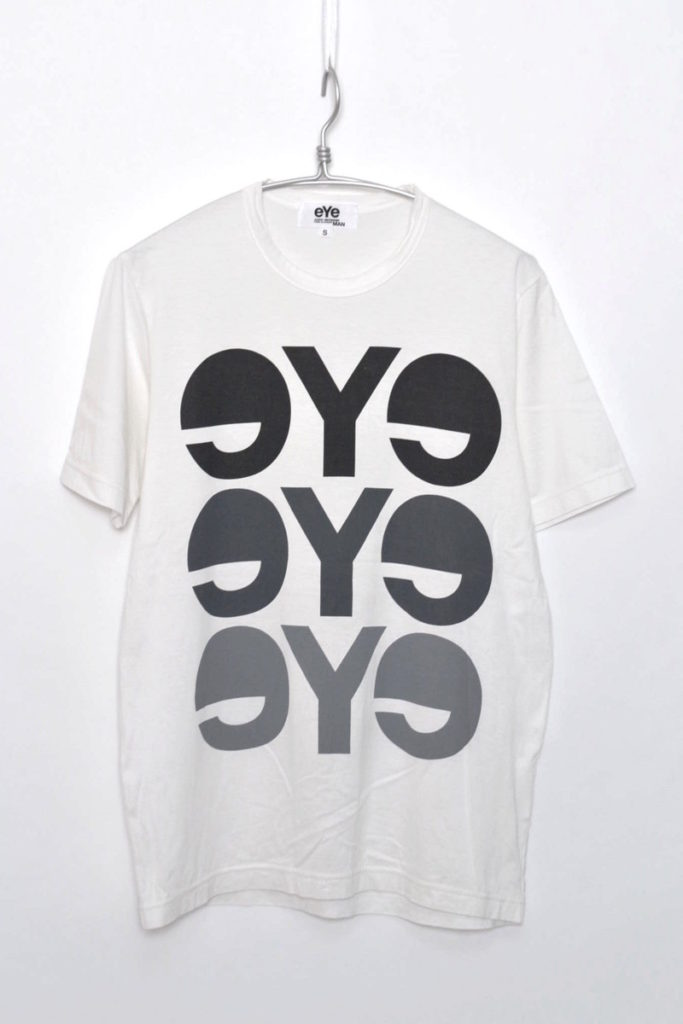 eye / プリントTシャツ