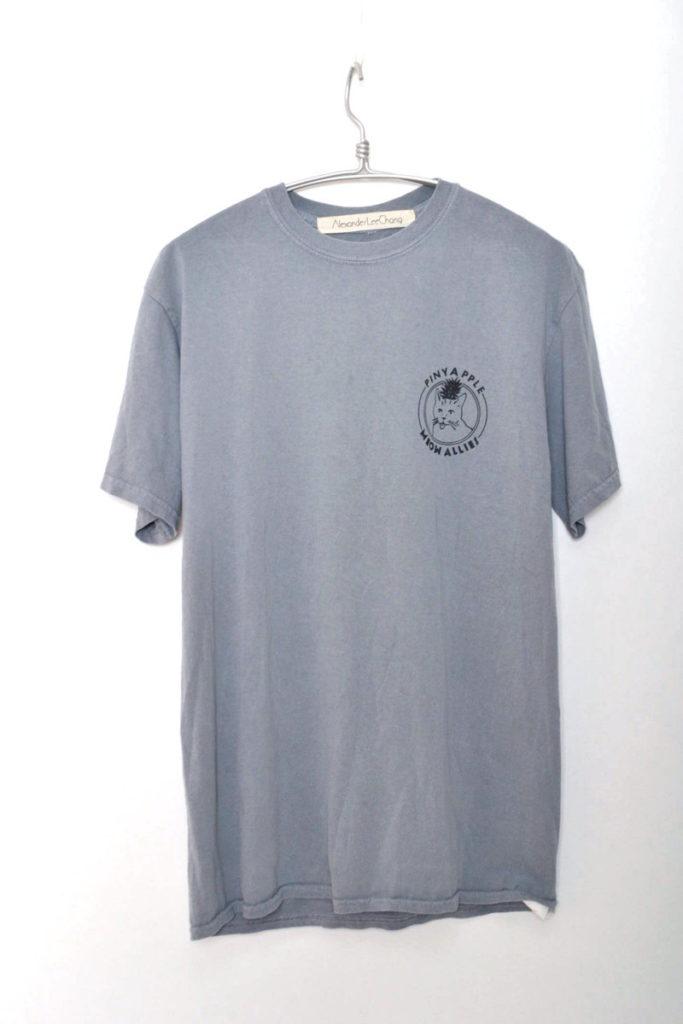 PINYAPPLE プリントTシャツ
