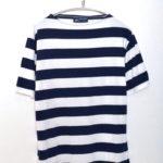 PIRIAC WIDEBORDER ピリアック ワイドボーダーTシャツ