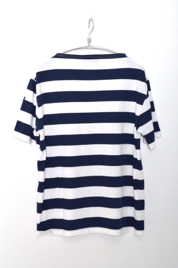 PIRIAC WIDEBORDER ピリアック ワイドボーダーTシャツの買取実績画像
