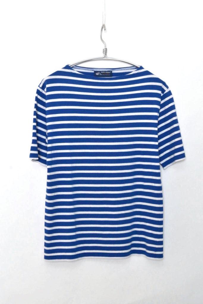 PIRIAC ピリアック ボーダーTシャツ バスクシャツ