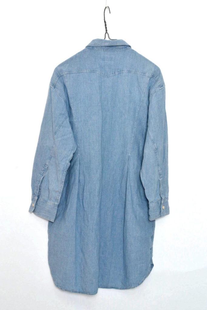 1920S SUNSET SHIRT プルオーバー シャンブレーシャツの買取実績画像