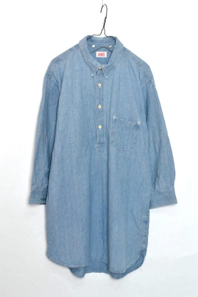 1920S SUNSET SHIRT プルオーバー シャンブレーシャツ