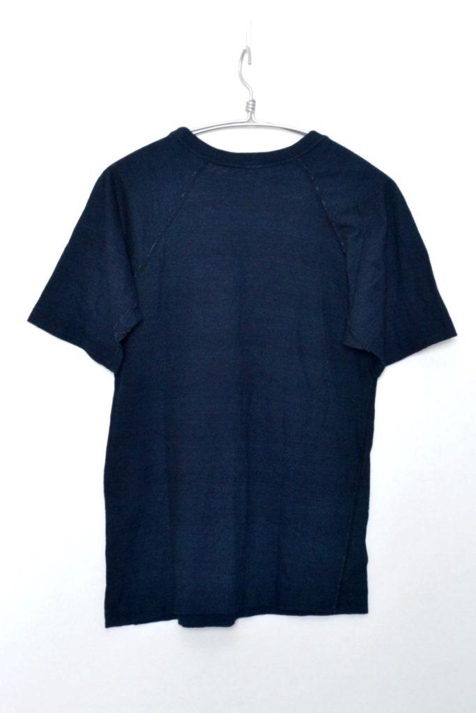 ラグランスリーブ インディゴTシャツの買取実績画像