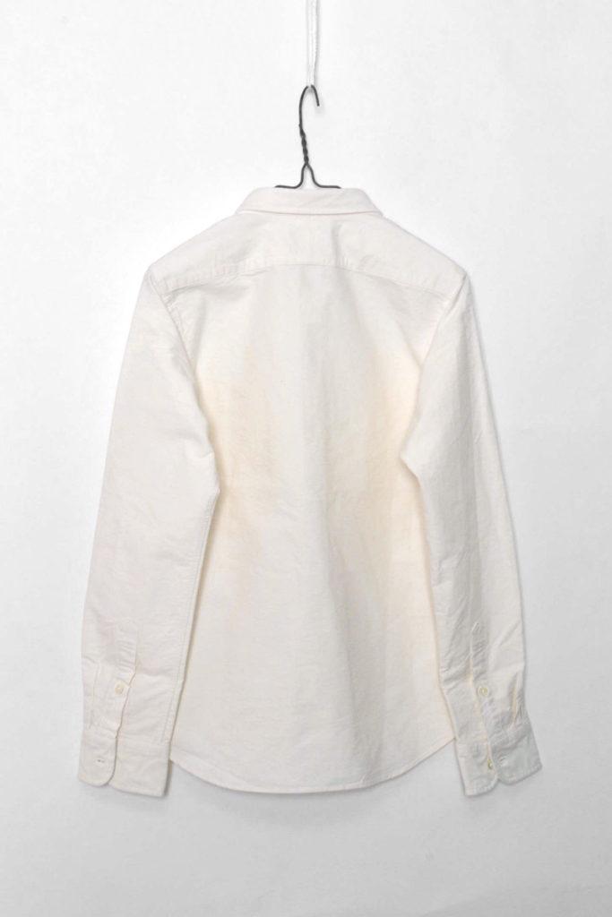 WOMAN/BRITISH OFFICERS SHIRT (OX) オックスフォード オフィサーズシャツの買取実績画像