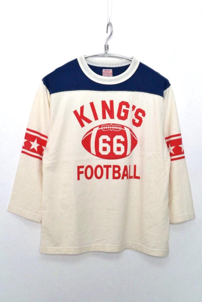 パネルプリント フットボールTシャツの買取実績画像