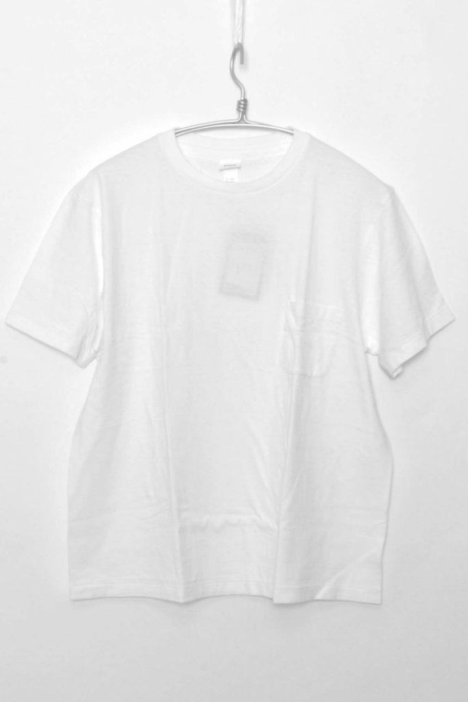 丸胴クルーネックTシャツ