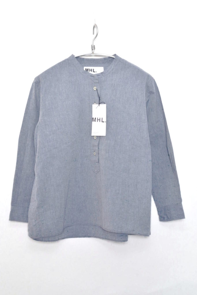 DRY COTTON CHAMBRAY ドライコットン シャンブレーシャツ