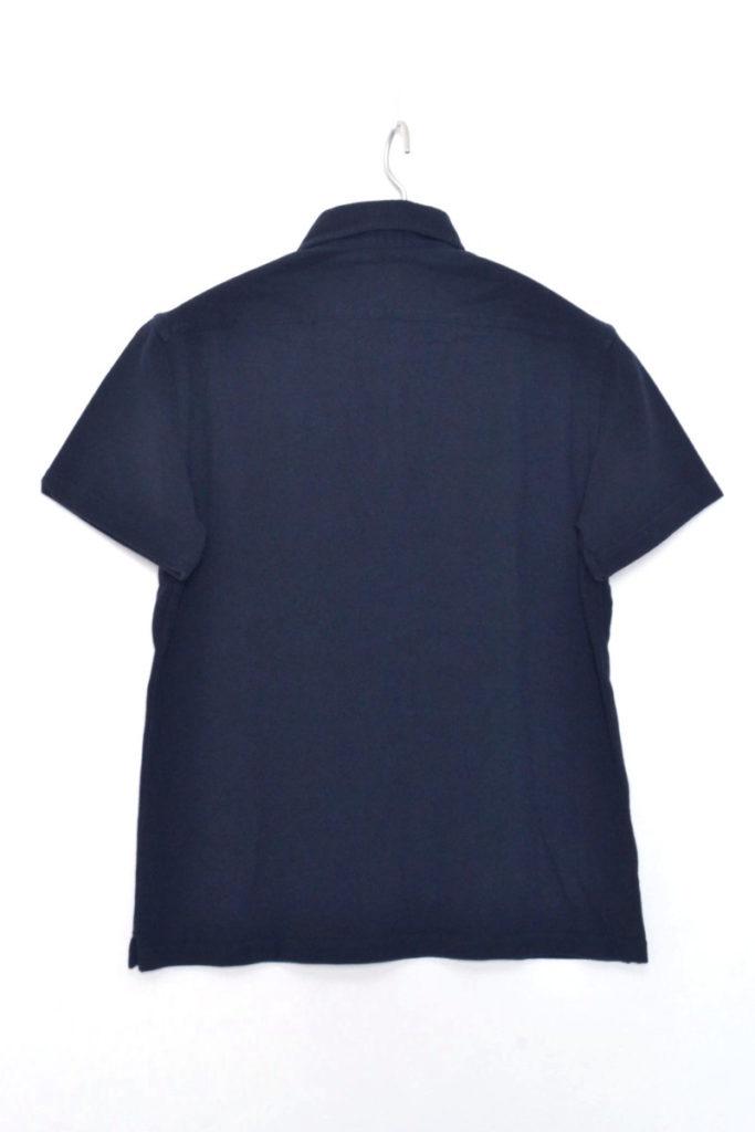カッタウェイカラー 鹿の子ポロシャツの買取実績画像